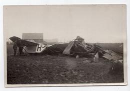 L'accident D'aviation De WOLVERTHEM  *18,2 Cm X 11,9* - Aviation