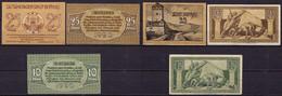 Rheinland - Boppard 3 Stück Notgeld 1920  (cb025 - Unclassified