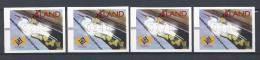 Aland 1999 Timbres De Distributeurs Série Non Cotée Yvert Avec Oiseau - Aland