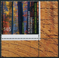 BRD BUND 2014 Nr 3052 Postfrisch ECKE-URE X33B2BA - Neufs