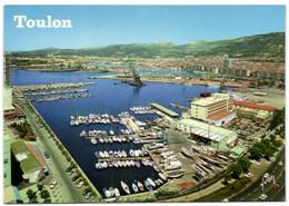 Toulon - Vue Générale Sur Le Ports - Toulon