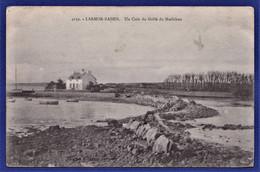 RARE CPA 56 LARMOR BADEN - Un Coin Du Golfe Du Morbihan - Sonstige Gemeinden