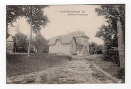 58 NIEVRE - GILETTE COTTAGE Saint Hilaire Fontaine - Other Municipalities