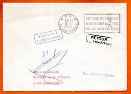 59 LILLE VENISE    1975 Lettre Entière N° RR 510 - Mechanical Postmarks (Advertisement)