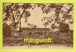52 HAUTE MARNE / DAMMARTIN-SUR-MEUSE / ECOLE PROFESSIONNELLE LIBRE DE MALROY / LE JARDIN POTAGER / 1934 - Other Municipalities
