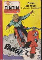 Recueil Tintin Album Du Journal Edition Belge - N° 30 - 1956 - 13 Fasc. Du  51-55 Au N° 11-56 - Voir Description - Tintin
