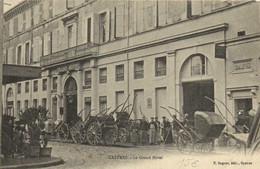CASTRES  Le Grand Hotel Animée Attelages RV - Castres