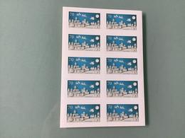 Allemagne 2018 : Carnet De 10 Timbres Neufs - Unused Stamps