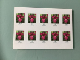 Allemagne 2019 : Carnet De 10 Timbres Neufs - Unused Stamps