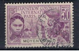 CONGO     N°  YVERT  110   OBLITERE       ( Ob   2 / 49 ) - Oblitérés