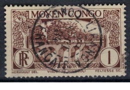 CONGO     N°  YVERT  113  OBLITERE       ( Ob   2 / 49 ) - Used Stamps