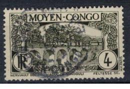 CONGO     N°  YVERT  115  OBLITERE       ( Ob   2 / 49 ) - Oblitérés