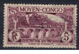 CONGO     N°  YVERT  116  OBLITERE       ( Ob   2 / 49 ) - Oblitérés