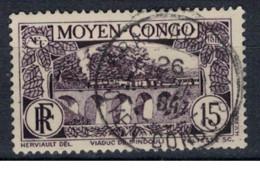CONGO     N°  YVERT  118  OBLITERE       ( Ob   2 / 49 ) - Oblitérés