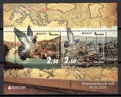 Bosnia I Herzegovina 2020 / Birds Europa CEPT MNH Aves Vögel Oiseaux Uccelli / Cu18923  7-15 - Unclassified