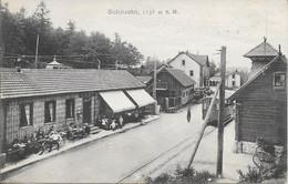 88 Schlucht (col) 1138 M 190x Animée TB - Otros Municipios