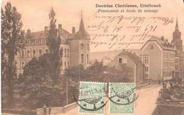 Doctrine Chrétienne, Ettelbruck - Carte Huss - Ettelbruck