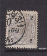 AUSTRIA  -  1899-1902 2h Used As Scan - Usati