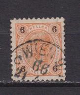 AUSTRIA  -  1899-1902 6h Used As Scan - Usati