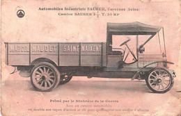 Automobiles Industriels SAURER, Suresnes (Seine) - Altri