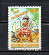 Timbre Oblitére De Nouvelle-Calédonie  2000 - Usados