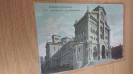 CPA -  743. MONACO La Cathédrale - Saint Nicholas Cathedral