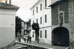 CASTELLANIA-CASA COPPI-VIA ROMA-VG IL 1953 X SANREMO-NESSUN DIFETTO-2 SCANN. - Alessandria