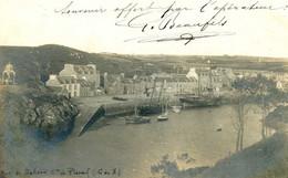 DAHOUEL Le Port ( Pleneuf)  Carte PHOTO - Other Municipalities