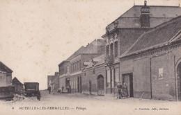 Brasserie DELEPOULLE  Du Pont De Gorre Beuvrycarte - Beuvry