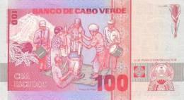 CAPE VERDE P. 57a 100 E 1989 UNC - Cape Verde