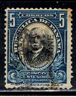 PANAMA 105 // YVERT 29 (CANAL) // 1910 - Panamá