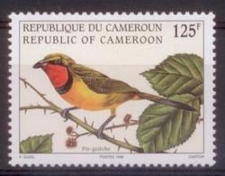 1 B125 Cameroun 1998 Birds Oiseaux Aves 1v Mnh Nsc - Sin Clasificación