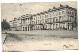 Bruxelles - Palais Royal - Brüssel (Stadt)