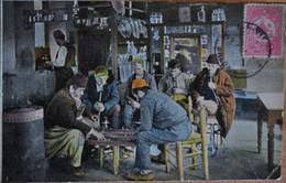 Salonique : Scène Dans Un Café à L'époque Ottomane - Griekenland