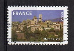 2009 Autoadhésifs  YV N° 336 La Franche  Oblitéré - Gebruikt