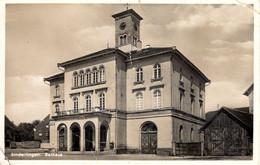 Allemagne Bade Wurtemberg Sindelfingen Rathaus Batiment Edifice Histoire Patrimoine - Sindelfingen