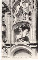 CPA 54 NANCY Portail Du Palais Ducal (détail) - Dos Vert - Nancy
