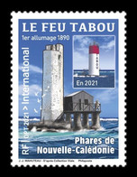 New Caledonia 2021 Mih. 1811 Tabou Lighthouse MNH ** - Nuevos