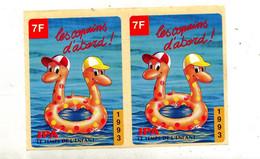 Timbre Jeunesse Plein Air  1993 7F Bouée - Altri