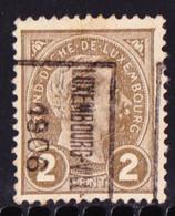 Luxemburg 1906  Prifixnr. 28B - Precancels