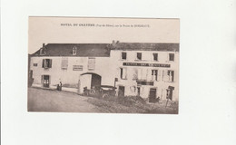CPA:VOITURE HOTEL DU CRATÈRE ROUTE DE BORDEAUX (63) - Altri Comuni