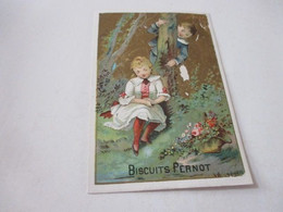 Chromo, Biscuits Pernot - Autres
