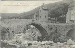 LOZERE / Le Pont De Montvert, Le Pont Et La Vieille Tour - Le Pont De Montvert