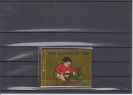 Helvetia / Pro Juventute 1987 - Unclassified