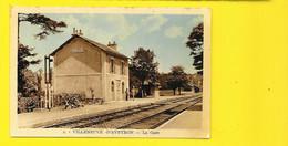 VILLENEUVE D'AVEYRON La Gare (Bouyssou) Ariège (12) - Otros Municipios