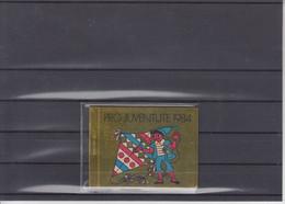 Helvetia / Pro Juventute 1984 - Unclassified