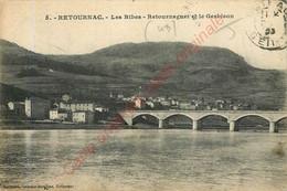 43.  RETOURNAC .  Les Ribes .  Retournaguet Et Le Gerbison . - Retournac