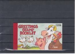 Eire / Greetings Stamps / Booklet - Non Classés