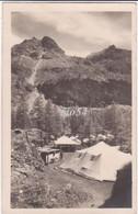 Aosta Rhemes Campeggio Touring Club 1934 Il Bar Dora La Tenda Degli Inservienti E Il Refettorio Fotografica 9 X 14 - Unclassified