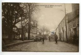 Saint Germain Et Mons Grande Rue - Other Municipalities